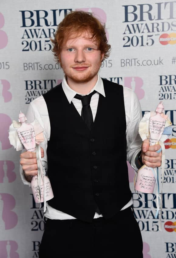 Ed Sheeran used to be homeless