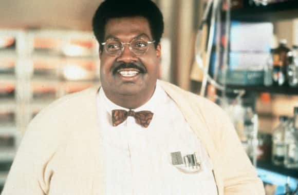 Eddie Murphy in The Nutty Professor
