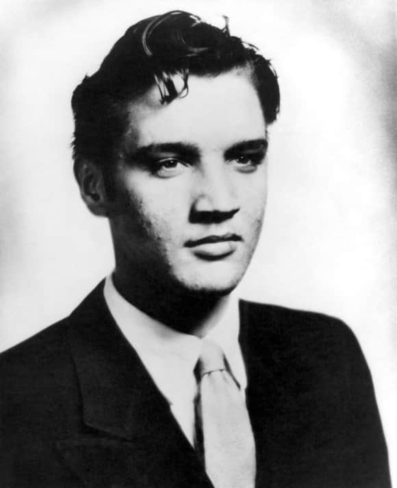 Elvis Presley in 1953