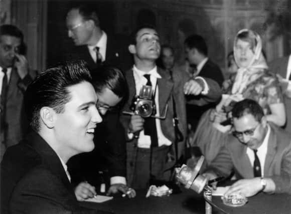 Elvis Presley Singer Music