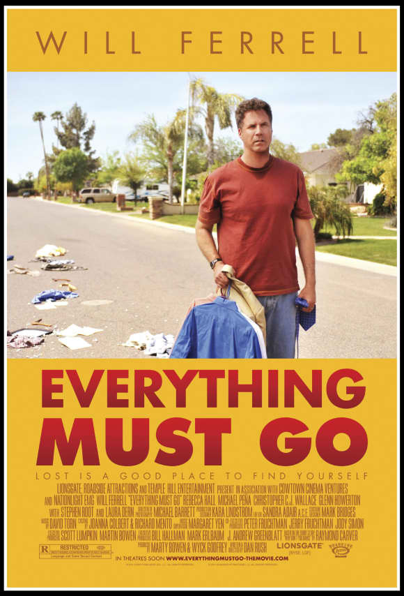 "Will Ferrell in ""Everything Must Go"""