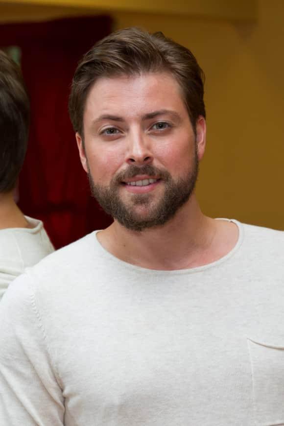 Felix von Jascheroff ist ein deutscher Schauspieler