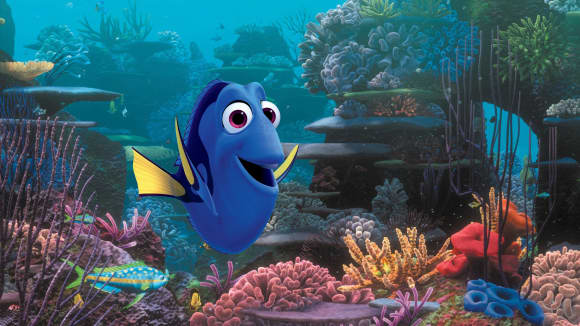 """""""Dory"""" from Finding Dory"""
