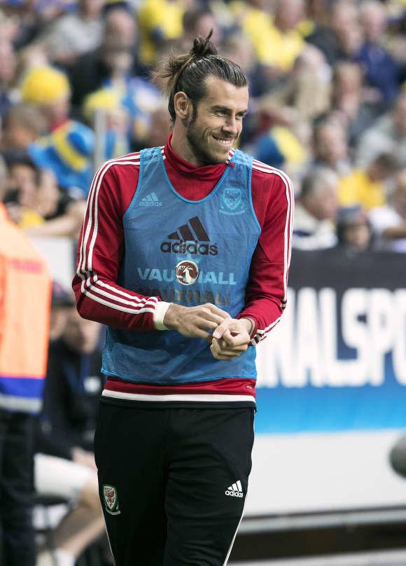Fußballer Gareth Bale