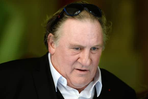 Gerard Depardieu lost his 37-year-old son