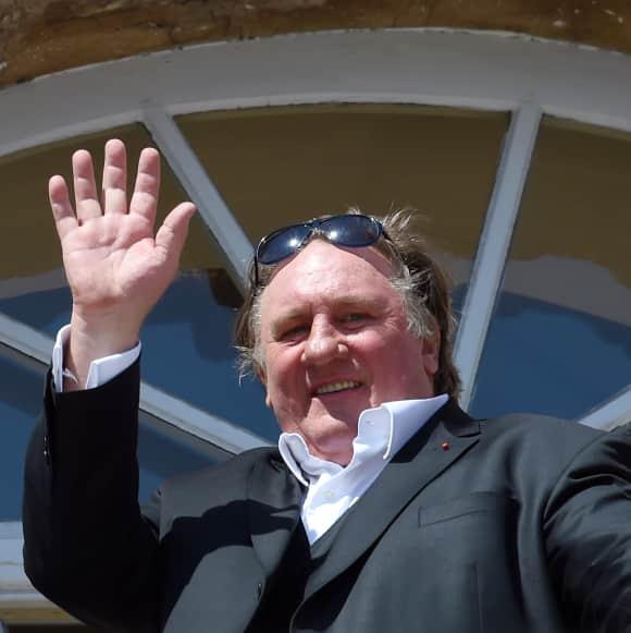 Gerard Depardieu im Jahr 2015 heute Alkohol