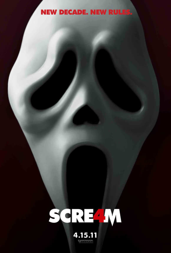 """Ghostface"" in ""Scream"""