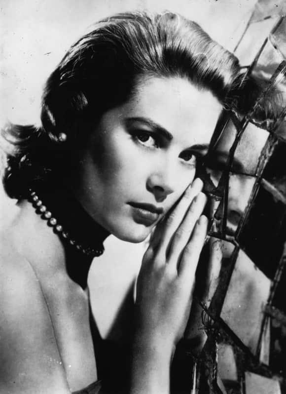 Oscar-Preisträgerin Grace Kelly