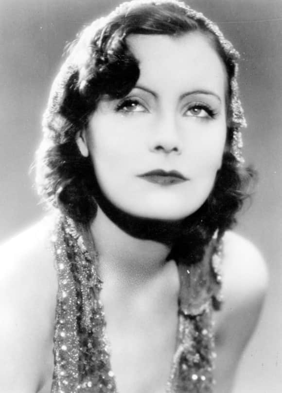 Greta Garbo Hollywood Legend