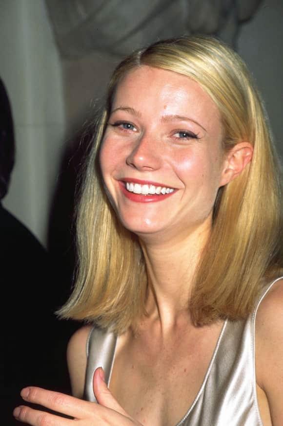 Gwyneth Paltrow zu Beginn ihrer Karriere