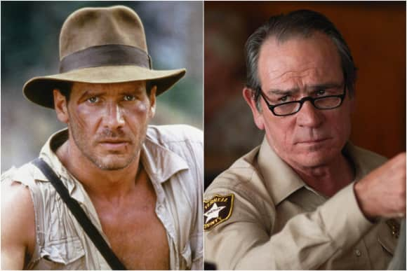Harrison Ford und Tommy Lee Jones