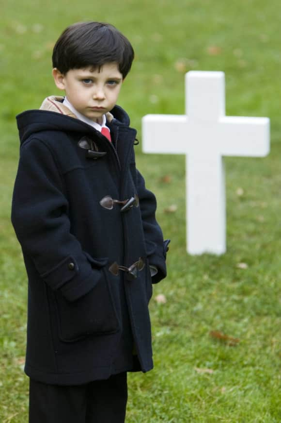 The Omen was meant to have a different, happier ending orginally