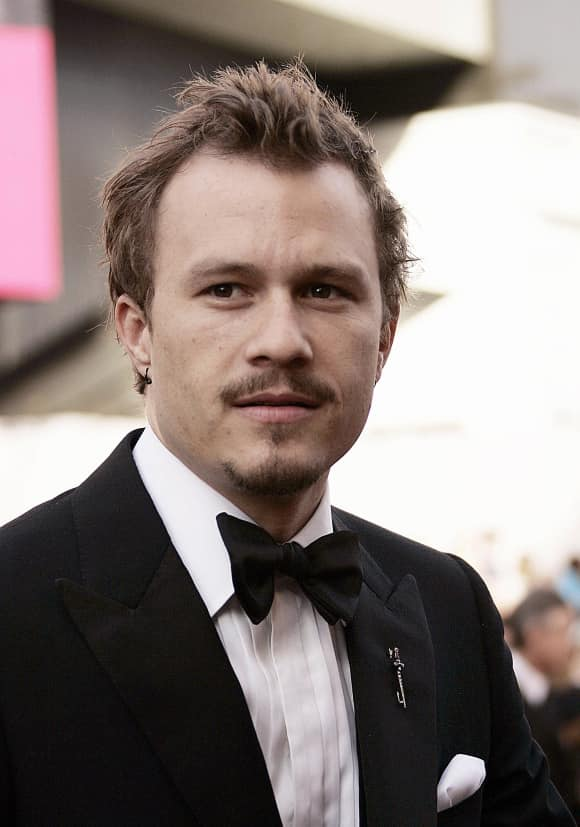 """Heath Ledgers Vater offenbart """"Joker""""-Tagebuch"""