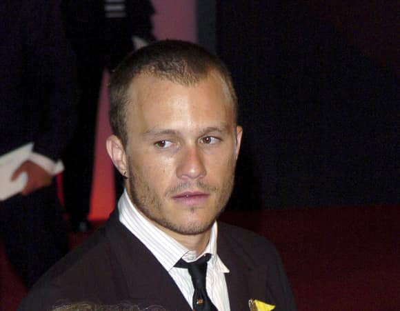 Australian Heath Ledger died in 2008