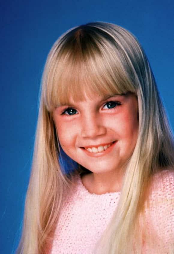 """Heather O'Rourke alias """"Carol Anne Freeling"""""""
