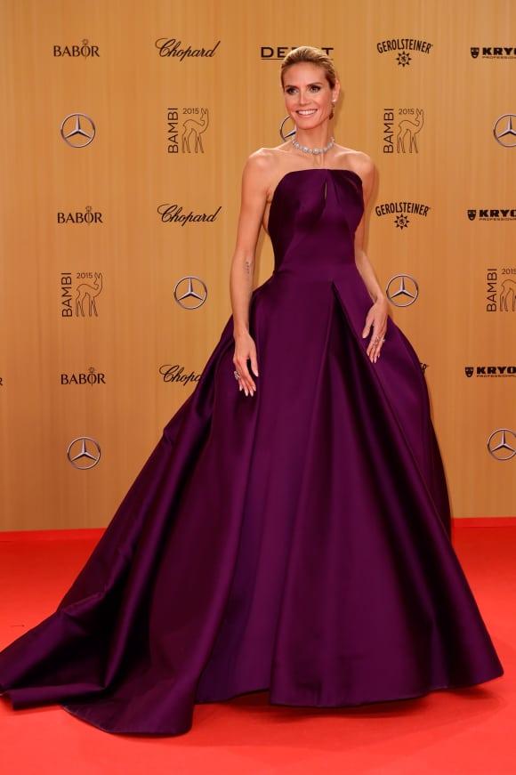 Heidi Klum bei der Bambi-Verleihung 2015