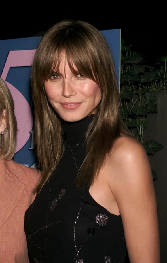 Heidi Klum 2001