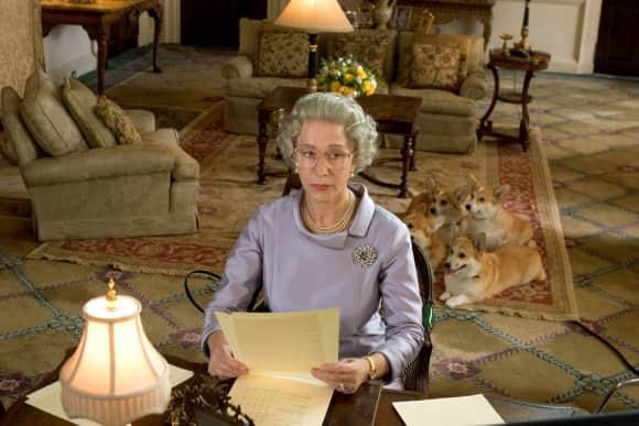"""Helen Mirren Queen Elizabeth II  """"The Queen"""""""