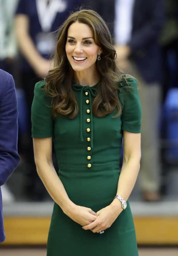 Herzogin Kate bei ihrem Besuch in Kelowna