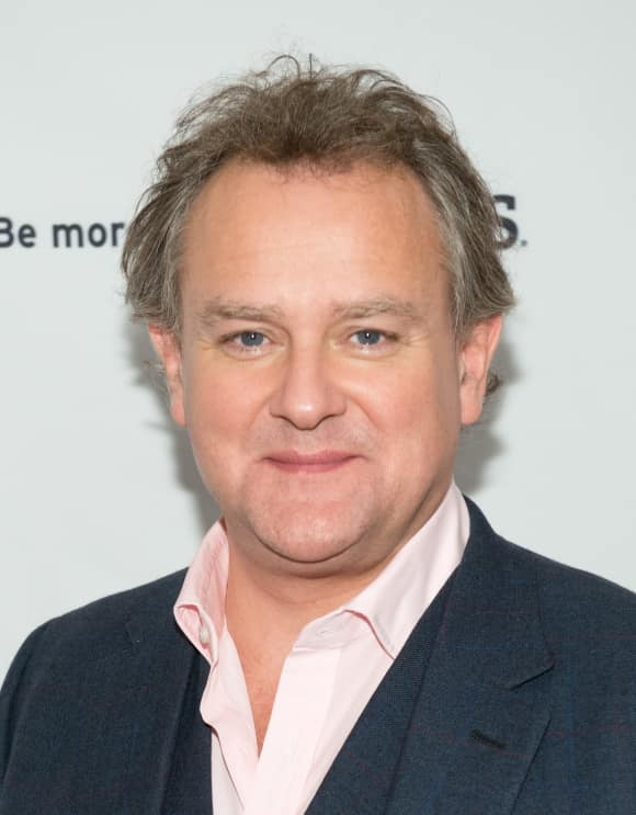 "Hugh Bonneville played ""Robert Crawley"" in ""Downton Abbey"""