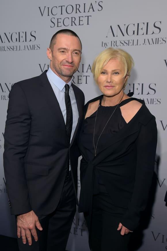 Hugh Jackman und Deborah-Lee Furness: Süßes Foto zum Valentinstag.