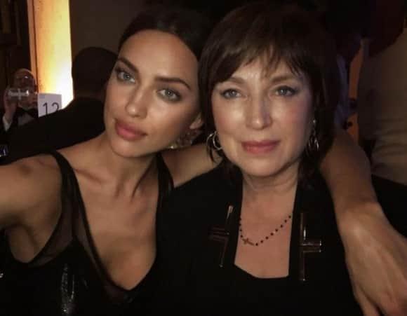 Irina Shayk und ihre Mama Olga
