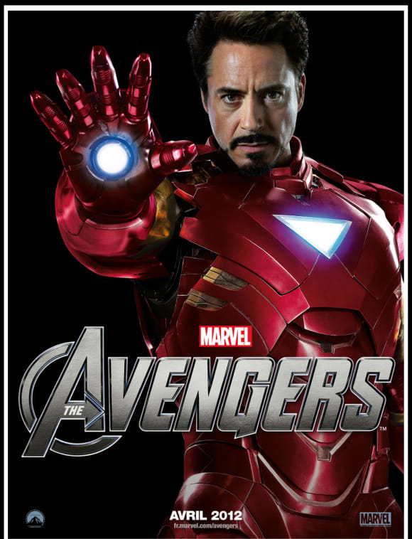 """Iron-Man"""