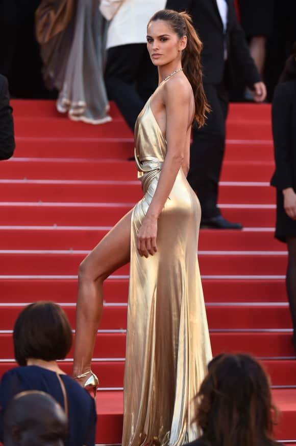 Izabel Goulart in Cannes 2016