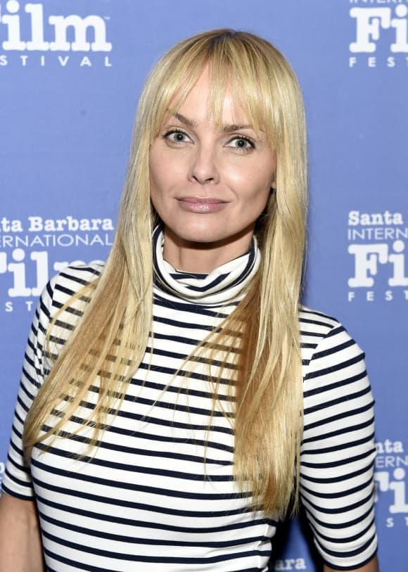 Das Ex-Bond-Girl- Izabella Scorupco im Jahr 2013