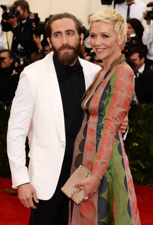 Jake und Maggie Gyllenhaal