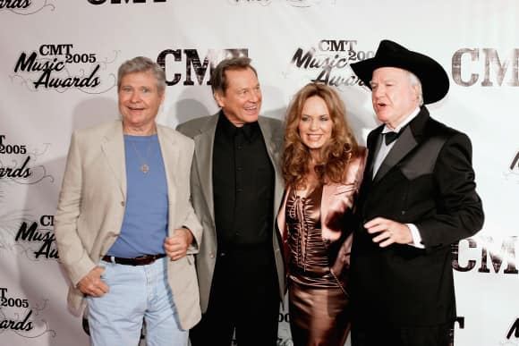 James Best at the CMT Music Awards in 2005