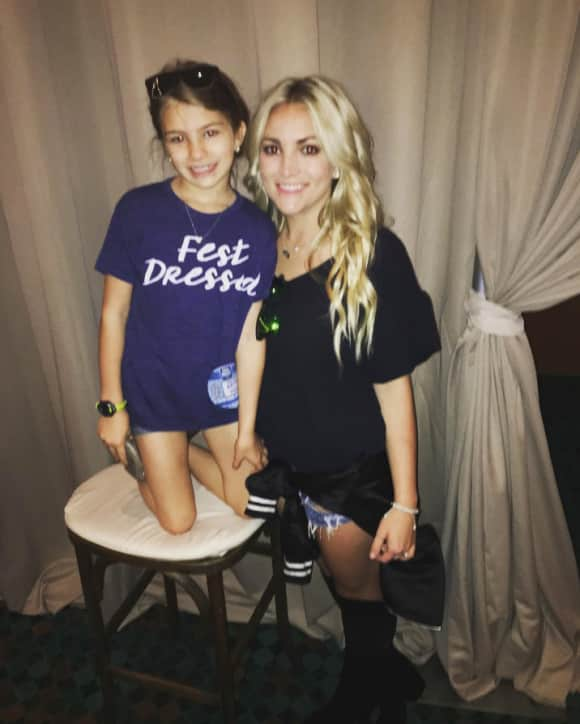 Jamie Lynn Spears' daughter is getting better after her Quadbike accident