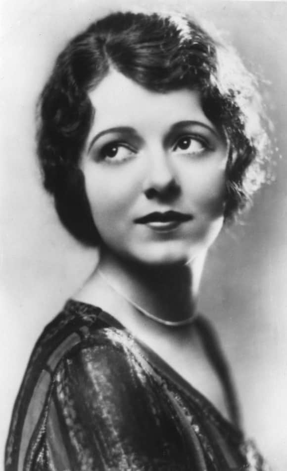 "Janet Gaynor won an Oscar for ""7th Heaven"""
