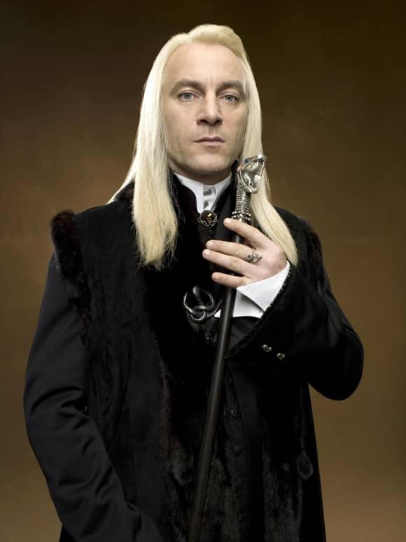 "Jason Isaacs alias ""Lucius Malfoy"""