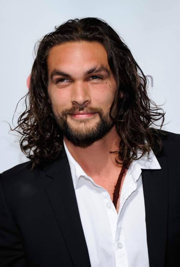 """Game of Thrones"" star Jason Momoa"