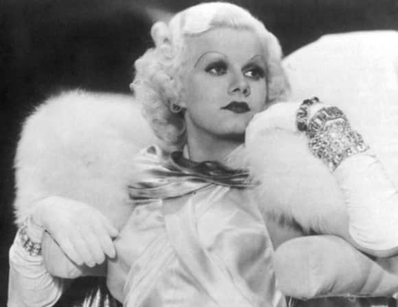 Jean Harlow in the 30's