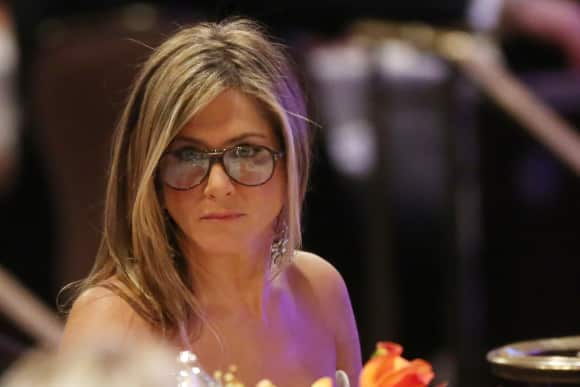 Jennifer Aniston, Brille