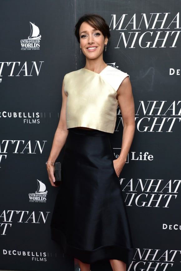 "Jennifer Beals at the ""Manhattan Night"" screening"