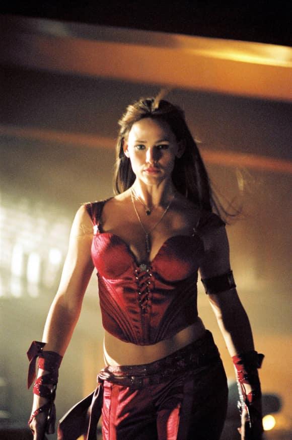 "Jennifer Garner in ""Elektra"""