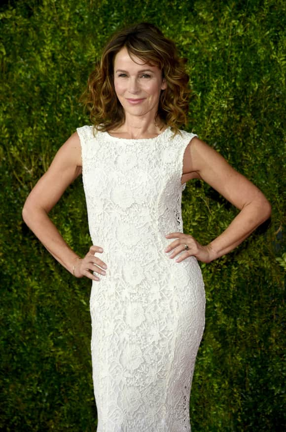 Jennifer Grey at the Tony Awards