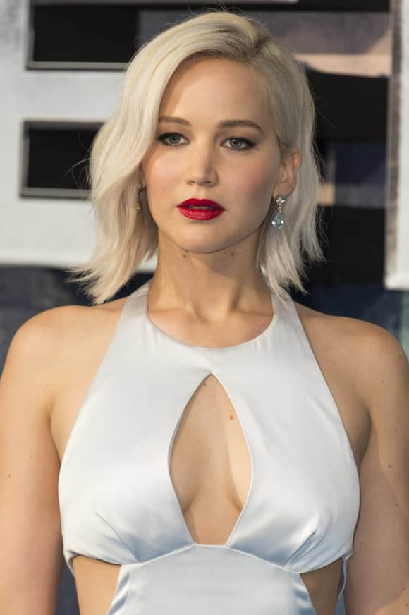 Jennifer Lawrence atemberaubend schön
