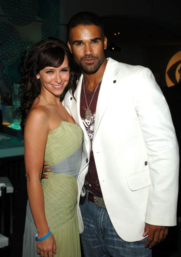 Jennifer Love Hewitt and Shemar Moore