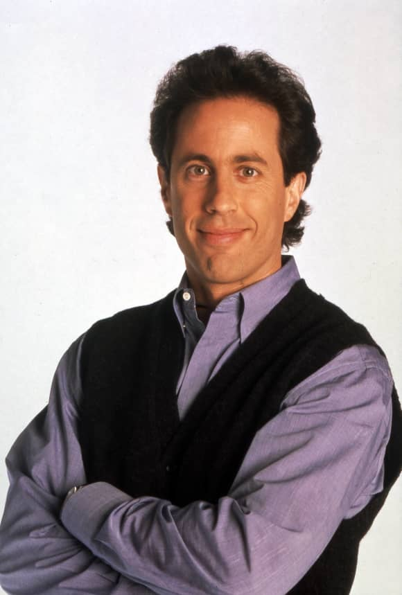 Jerry Seinfeld plays himself in Seinfeld