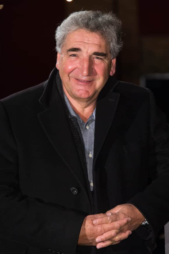 "Jim Carter played ""Mr. Carson"" in ""Downton Abbey"""
