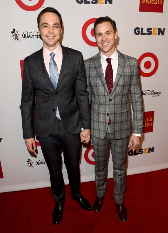 Jim Parsons and Todd Spiewak have been happily in love for the better part of 14 years.