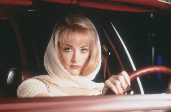 "Joan Cusack as ""Debbie Jellinsky"" in ""Addams Family Values"""