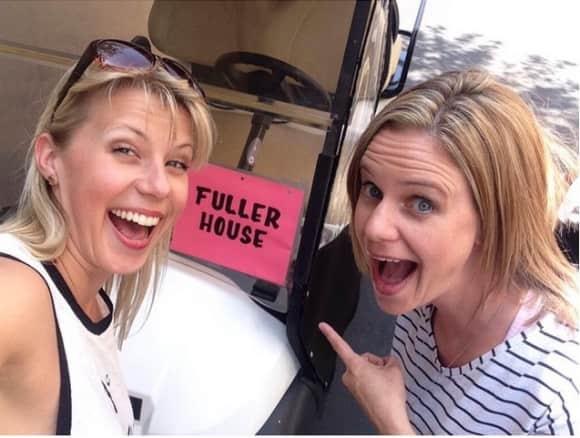 """Jodie Sweetin und Andrea Barber drehen zusammen """"Fuller House"""""""