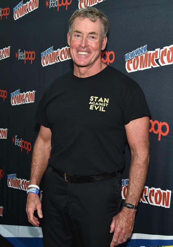"""John C. McGinley stand neun Jahre für die Serie """"Scrubs"""" vor der Kamera"""