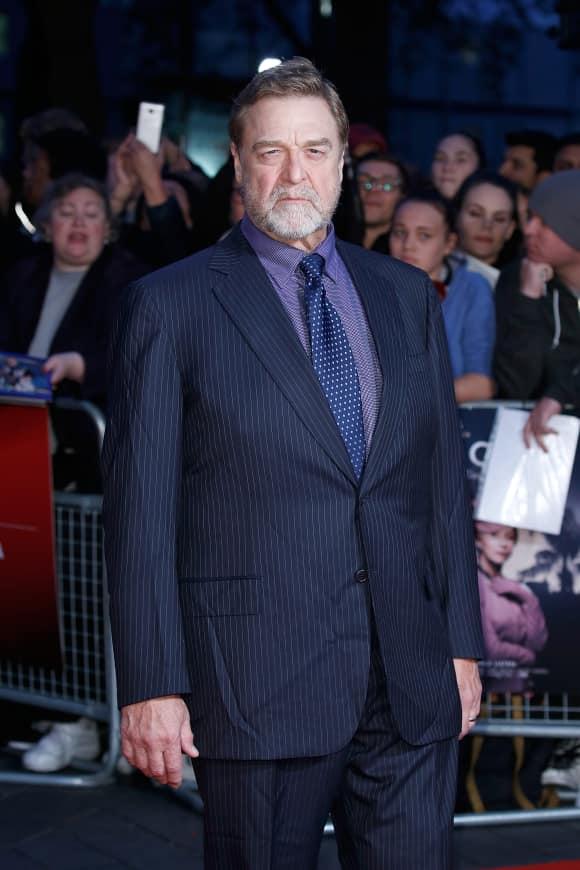 """John Goodman bei der Premiere seines neuen Films """"Trumbo"""""""