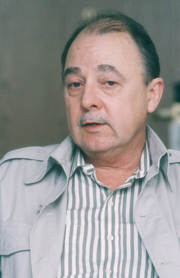 """Magnum, P.I."" actor John Hillerman"